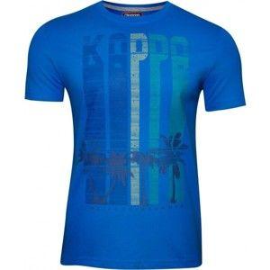 Kappa ABE kék XL - Férfi póló