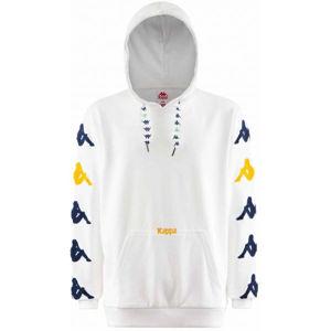 Kappa AUTHENTIC SAND CHARICE fehér XL - Férfi pulóver