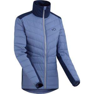 KARI TRAA EVA HYBRID kék XL - Női télikabát