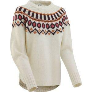 KARI TRAA RINGHEIM fehér XL - Női pulóver