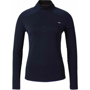 Kjus LADIES TRACE MIDLAYER HZ - Női pulóver