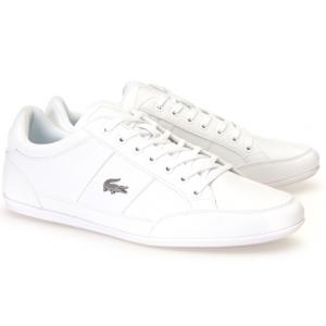 Lacoste CHAYMON fehér 43 - Férfi tornacipő