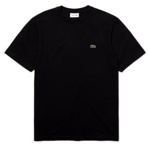 Lacoste MENS T-SHIRT fekete M - Férfi póló