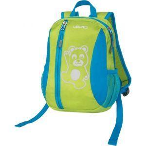 Lewro CHILL 7 zöld NS - Gyerek hátizsák