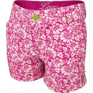 Lewro EDITH 140 - 170 rózsaszín 164-170 - Lányos rövidnadrág