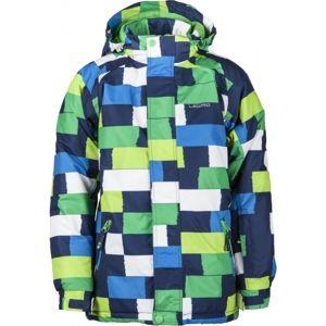 Lewro LAUREL 140-170 - Fiús snowboard kabát