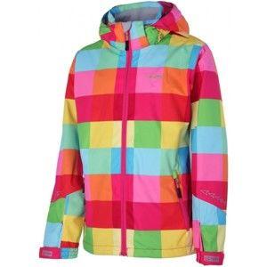 Lewro LORIE 140 - 170 sárga 140-146 - Lány kabát