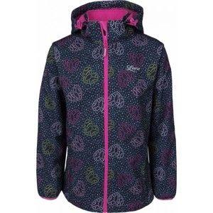 Lewro MONICA  128-134 - Lány softshell kabát