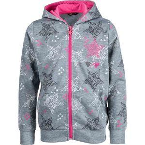 Lewro NAT rózsaszín 164-170 - Gyerek pulóver