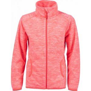Lewro ROYCE rózsaszín 164-170 - Gyerek fleece pulóver