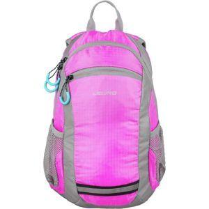 Lewro TIMMY 12 rózsaszín NS - Gyerek hátizsák
