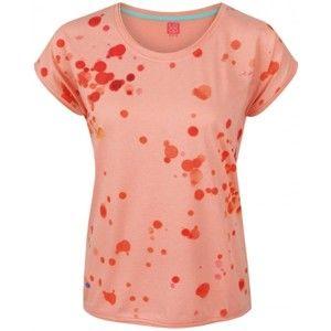 Loap BEATRICA narancssárga XS - Női póló