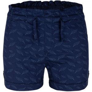 Loap NAFFI kék 146-152 - Lány rövidnadrág