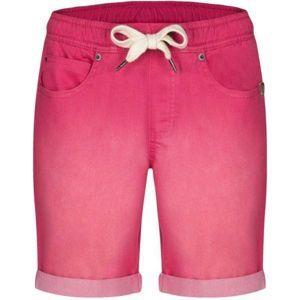 Loap DECALA rózsaszín XL - Női rövidnadrág