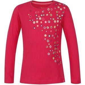 Loap BENKA rózsaszín 158-164 - Lány póló