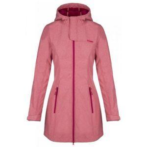 Loap LINZI rózsaszín XS - Női softshell kabát