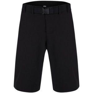 Loap UDET fekete L - Férfi outdoor rövidnadrág