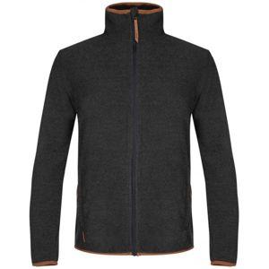 Loap QUINTO sötétszürke S - Férfi pulóver