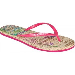 Loap SANTER rózsaszín 37 - Női strandpapucs