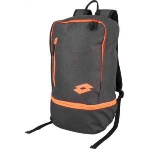Lotto BACKPACK TRAINING narancssárga NS - Multifunkciós hátizsák