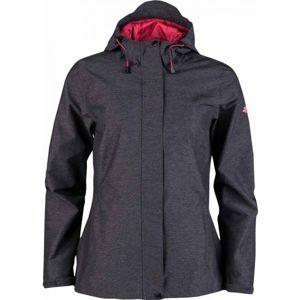 Lotto MOLLY sötétszürke XL - Női átmeneti kabát
