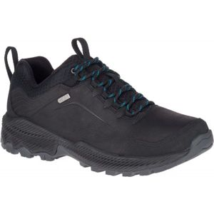 Merrell FORESTBOUND WP fekete 9.5 - Férfi outdoor cipő