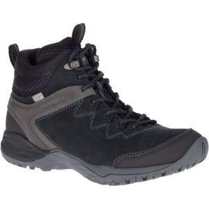 Merrell SIREN TRAVELLER Q2 MID WP fekete 7 - Női outdoor cipő