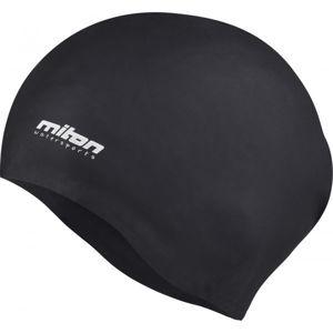 Miton CORAL fekete NS - Junior  úszósapka