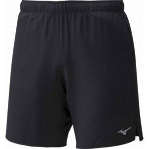 Mizuno CORE 7.5 SHORT fekete M - Férfi multisport rövidnadrág