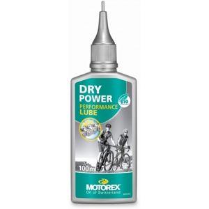 Motorex DRY POWER OLEJ 100 ML - Kerékpáros kenőanyag