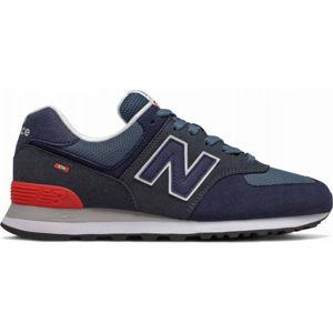 New Balance ML574EAE kék 7 - Férfi szabadidőcipő