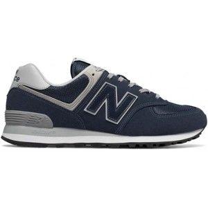 New Balance ML574EGN sötétkék 9 - Férfi szabadidőcipő