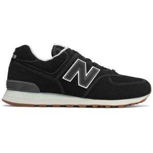 New Balance ML574ESE fekete 10 - Férfi szabadidőcipő