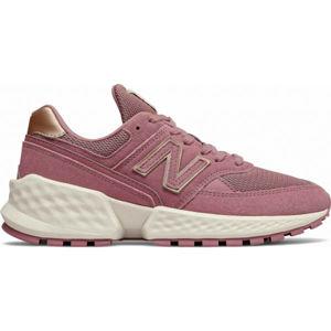 New Balance WS574ATG rózsaszín 3.5 - Női szabadidőcipő