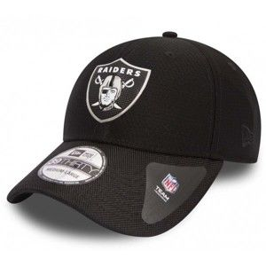 New Era 39THIRTY NFL BLACK OAKLAND RAIDERS - Férfi baseball sapka
