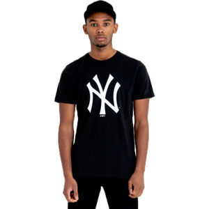New Era NEW YORK YANKEES TEAM LOGO TEE  S - Férfi póló