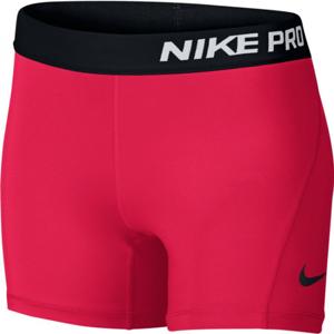 Nike G NP SHORT rózsaszín XL - Lány rövidnadrág sportoláshoz
