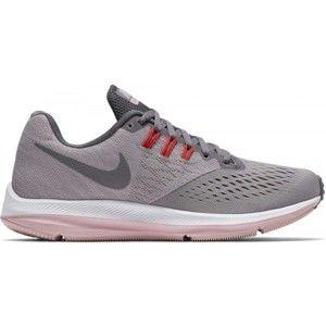 Nike ZOOM WINFLO 4 W szürke 9 - Női futócipő