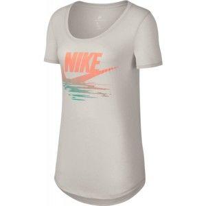 Nike TEE TB BF SUNSET - Női póló
