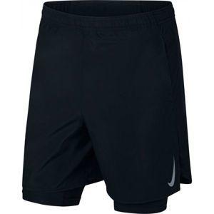 Nike CHLLGR SHORT 7IN 2IN1 M fekete L - Férfi futónadrág