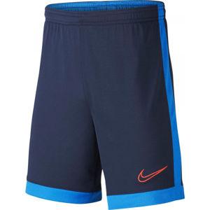 Nike DRY ACDMY SHORT K B sötétkék S - Fiú foci rövidnadrág
