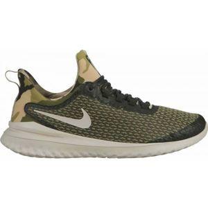 Nike RENEW RIVAL CAMO zöld 11 - Férfi futócipő