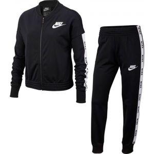 Nike NSW TRK SUIT TRICOT - Lány melegítő szett