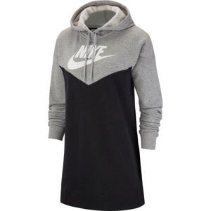 Nike NSW HRTG HOODIE DRESS SB - Női ruha