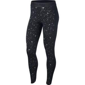 Nike NP WM STARRY NGHT MTLC TGHT W fekete XS - Női legging