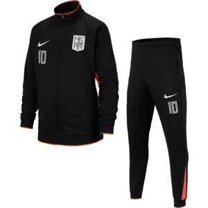 Nike NYR B NK DRY TRK SUIT K fekete M - Fiú melegítő szett