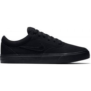 Nike SB CHARGE CANVAS fekete 11.5 - Férfi tornacipő