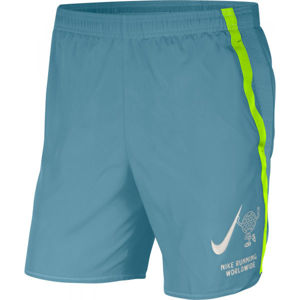 Nike CHALLENGER kék L - Férfi futó rövidnadrág