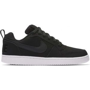 Nike RECREATION LOW SHOE fekete 9 - Női szabadidőcipő