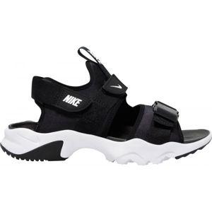 Nike CANYON SANDAL fekete 10 - Női szandál